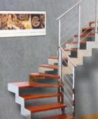Escalier à crémaillère 07